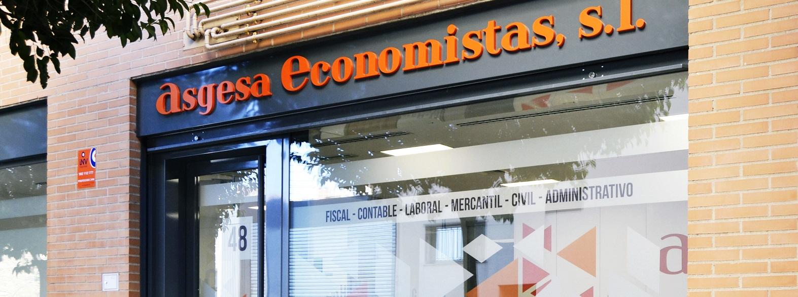 Economistas en Madrid Asgesa Economistas